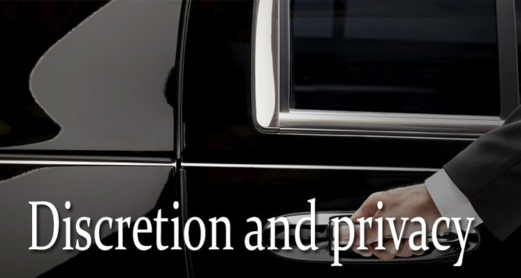 Discretion and privacy